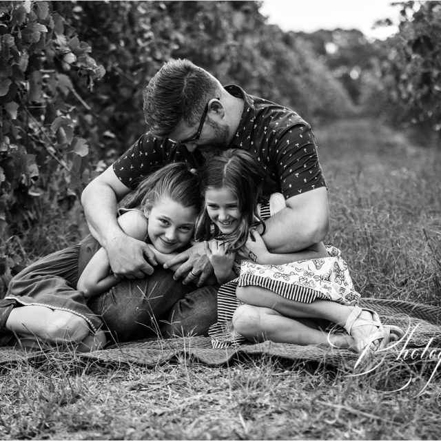 The Bailye Family vineyard shoot