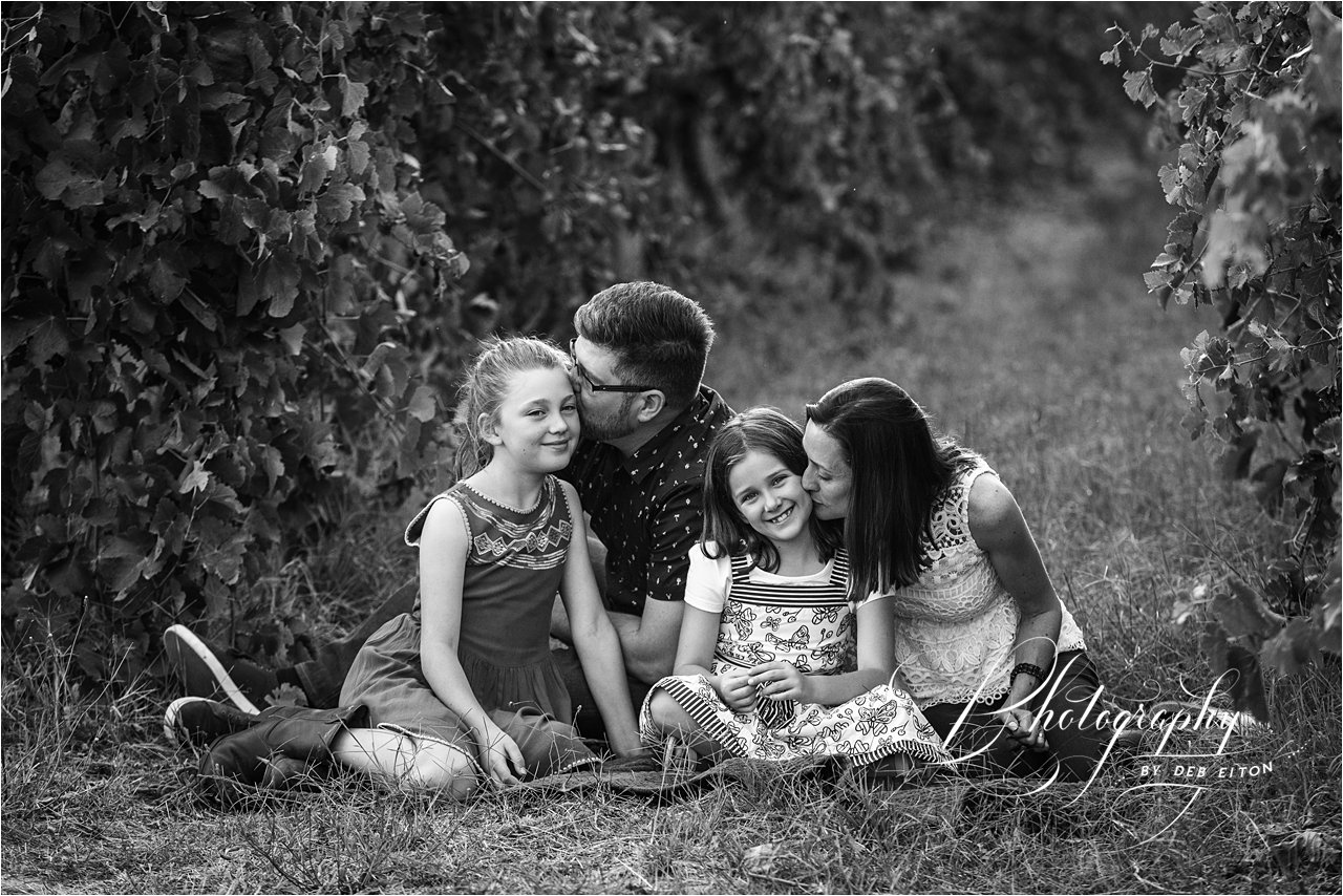Currency creek family photos
